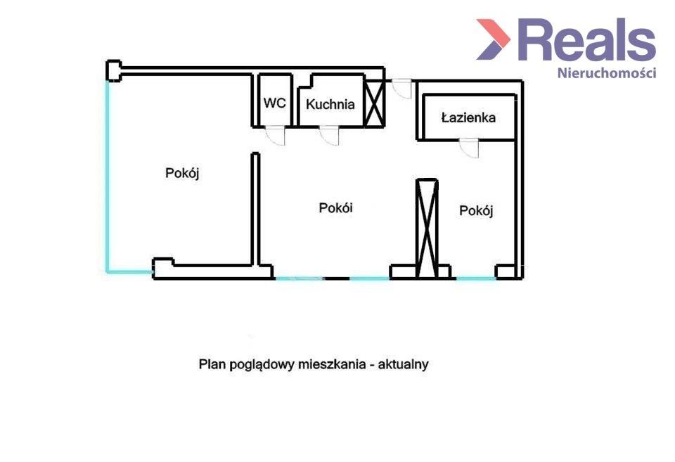 Mieszkanie trzypokojowe na sprzedaż Warszawa, Wola, Mirów, Grzybowska  85m2 Foto 9