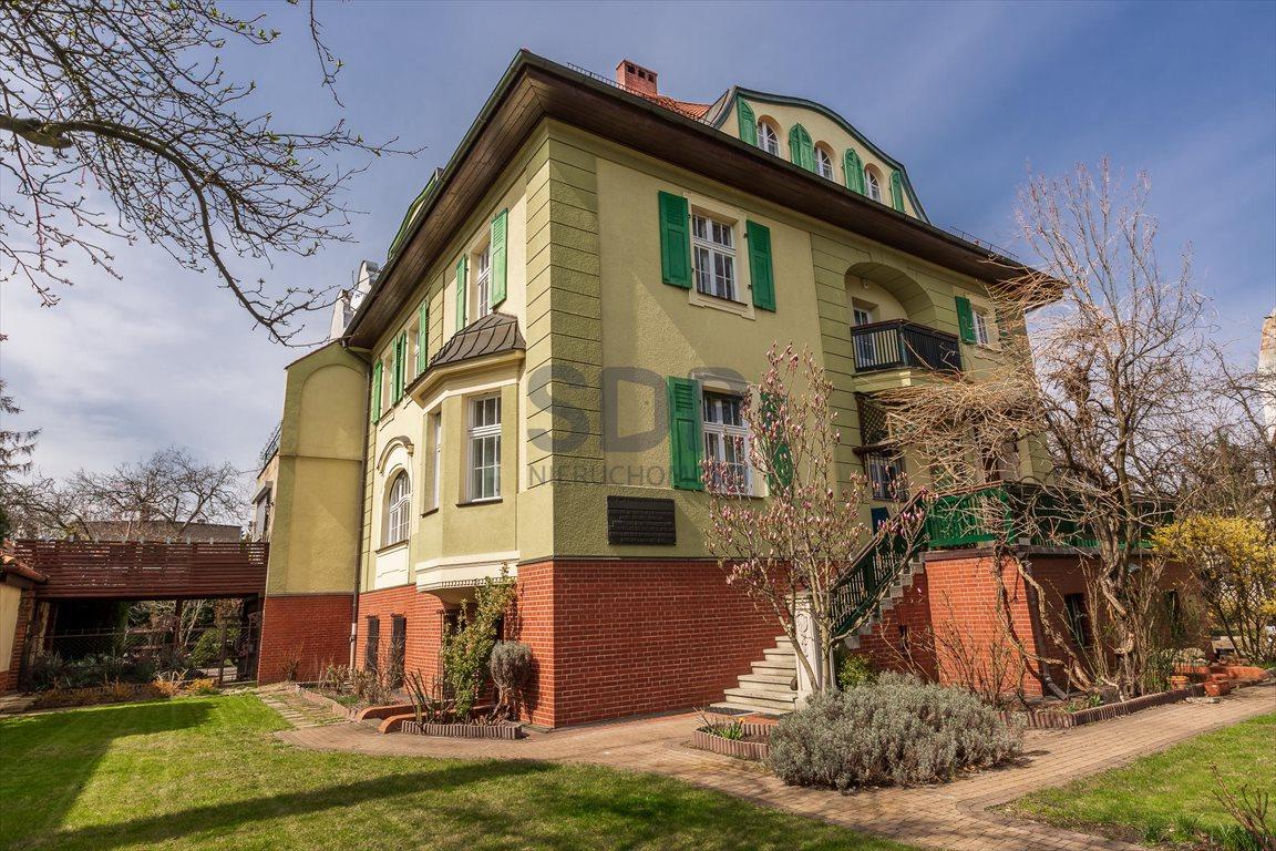 Dom na sprzedaż Wrocław, Krzyki, Krzyki, Rapackiego Wincentego  586m2 Foto 1