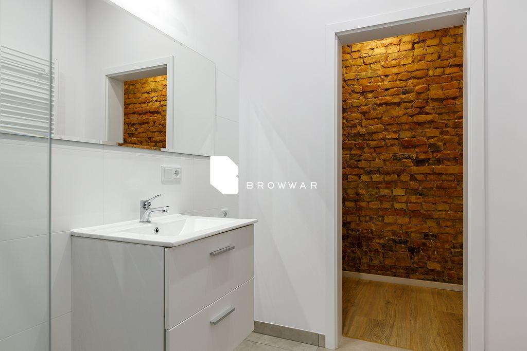 Mieszkanie dwupokojowe na sprzedaż Poznań, Łazarz, Łazarz, Marcelego Mottego  36m2 Foto 12