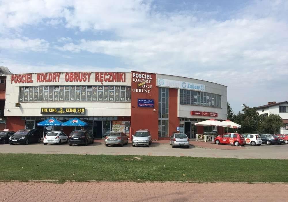 Lokal użytkowy na wynajem Łomża  220m2 Foto 1