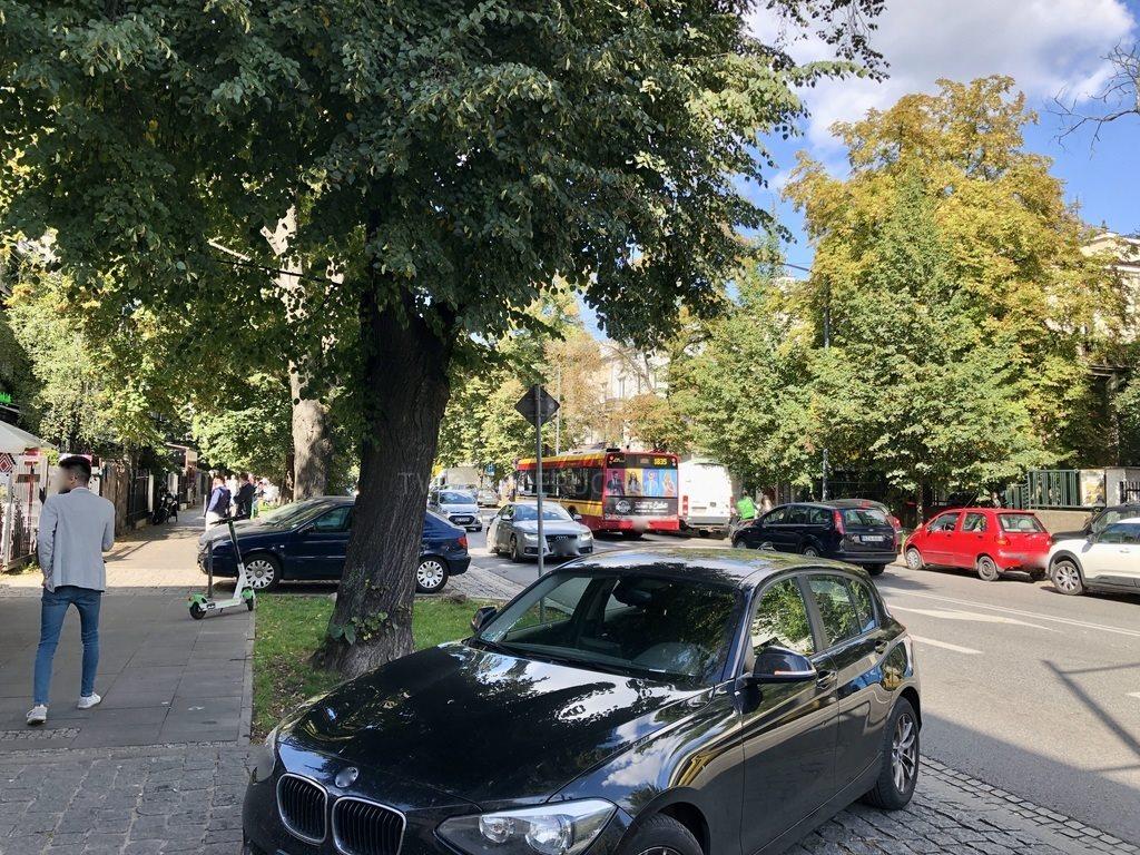Lokal użytkowy na wynajem Warszawa, Praga-Południe, Saska Kępa  150m2 Foto 4