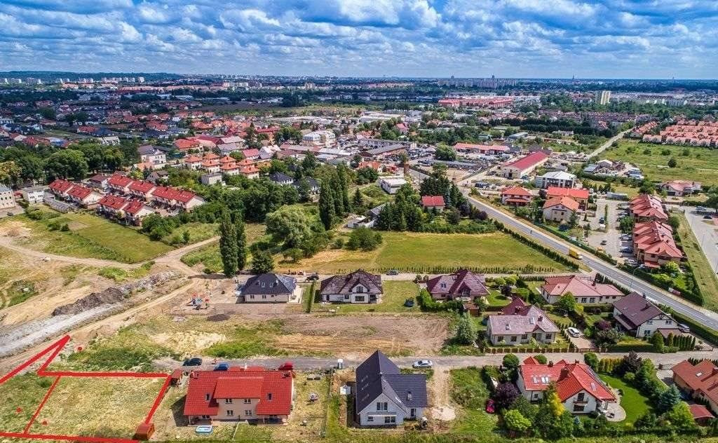 Działka budowlana na sprzedaż Mierzyn, Truskawkowa  1380m2 Foto 3