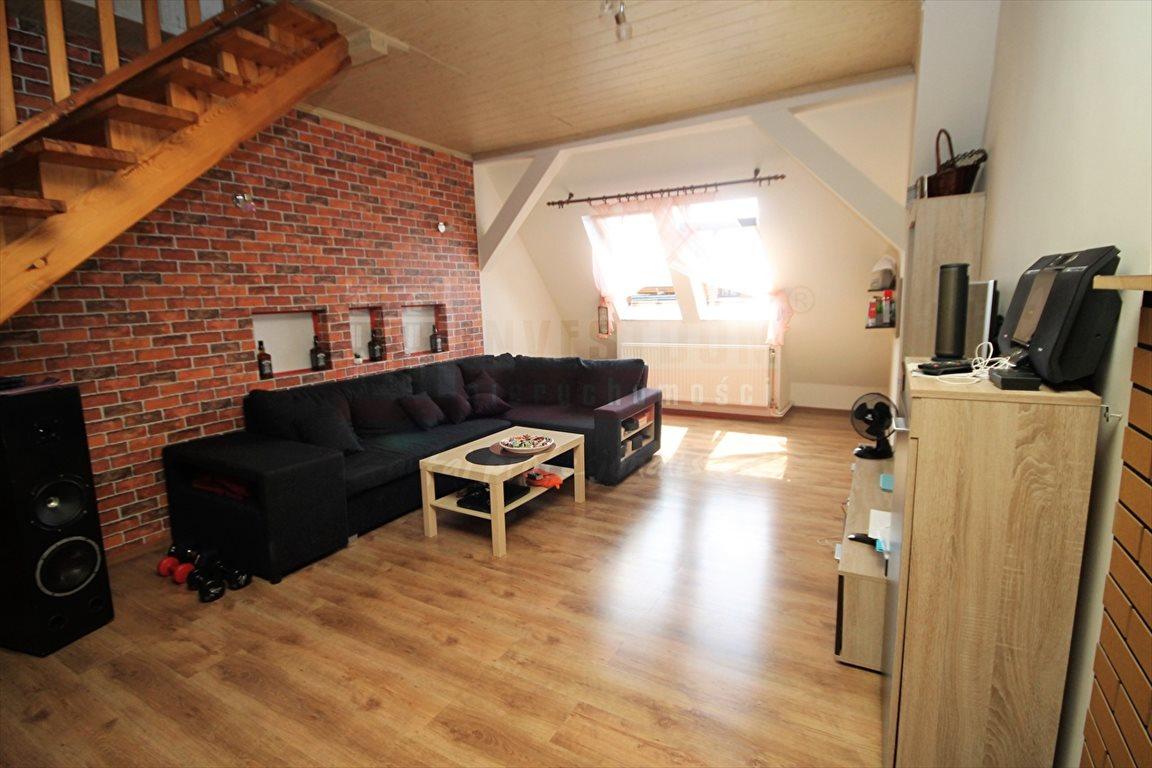 Mieszkanie trzypokojowe na sprzedaż Brzeg, Mieszkanie dwupoziomowe, w pełni wyposażone!  81m2 Foto 2