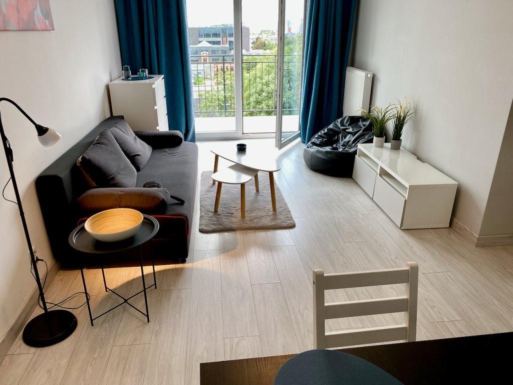 Mieszkanie dwupokojowe na wynajem Łódź, Śródmieście, Śródmieście, Gdańska  48m2 Foto 4