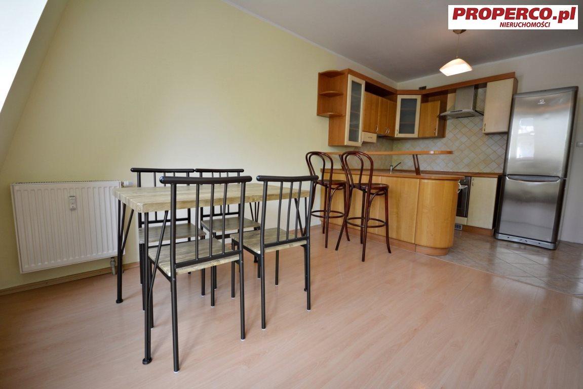 Mieszkanie trzypokojowe na wynajem Kielce, Centrum, Nowy Świat  55m2 Foto 5