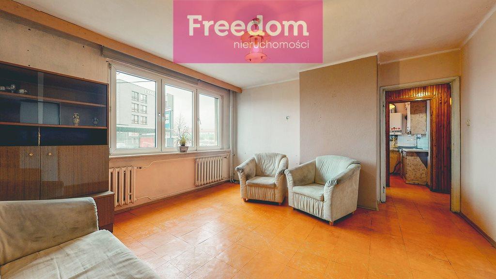 Mieszkanie dwupokojowe na sprzedaż Katowice, Piotrowice, Armii Krajowej  37m2 Foto 1