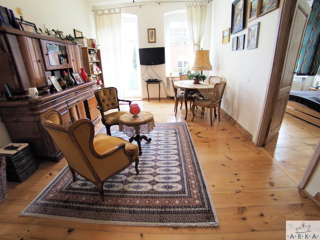 Mieszkanie dwupokojowe na sprzedaż Szczecin, Śródmieście-Centrum, Mieczysława Niedziałkowskiego  67m2 Foto 1