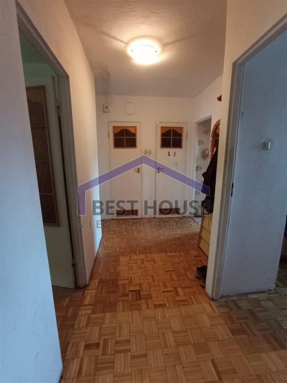 Mieszkanie czteropokojowe  na sprzedaż Wrocław, Krzyki, Huby, 4-pokoje z balkonem i piwnicą blisko Kamiennej  63m2 Foto 11