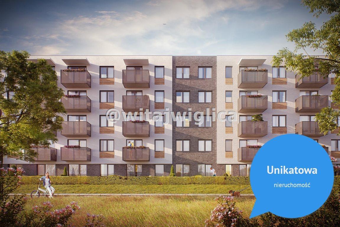 Mieszkanie dwupokojowe na sprzedaż Wrocław, Krzyki, Klecina, Jutrzenki  45m2 Foto 8
