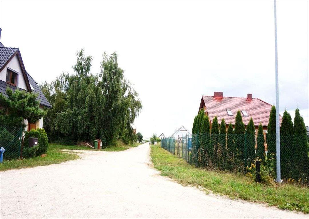 Działka budowlana na sprzedaż Dąbrowa, Morelowa  1198m2 Foto 7