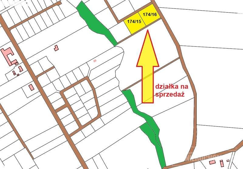 Działka siedliskowa na sprzedaż Silnowo, Jezioro, Las, działka  3001m2 Foto 4