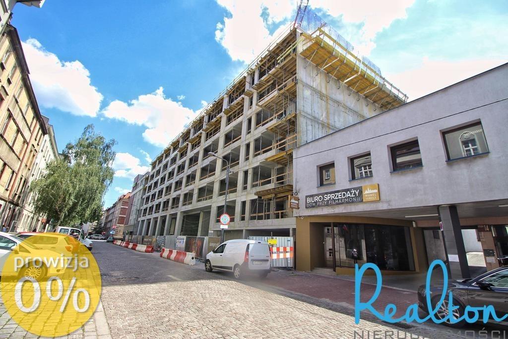 Mieszkanie trzypokojowe na sprzedaż Katowice, Śródmieście, Opolska  65m2 Foto 2
