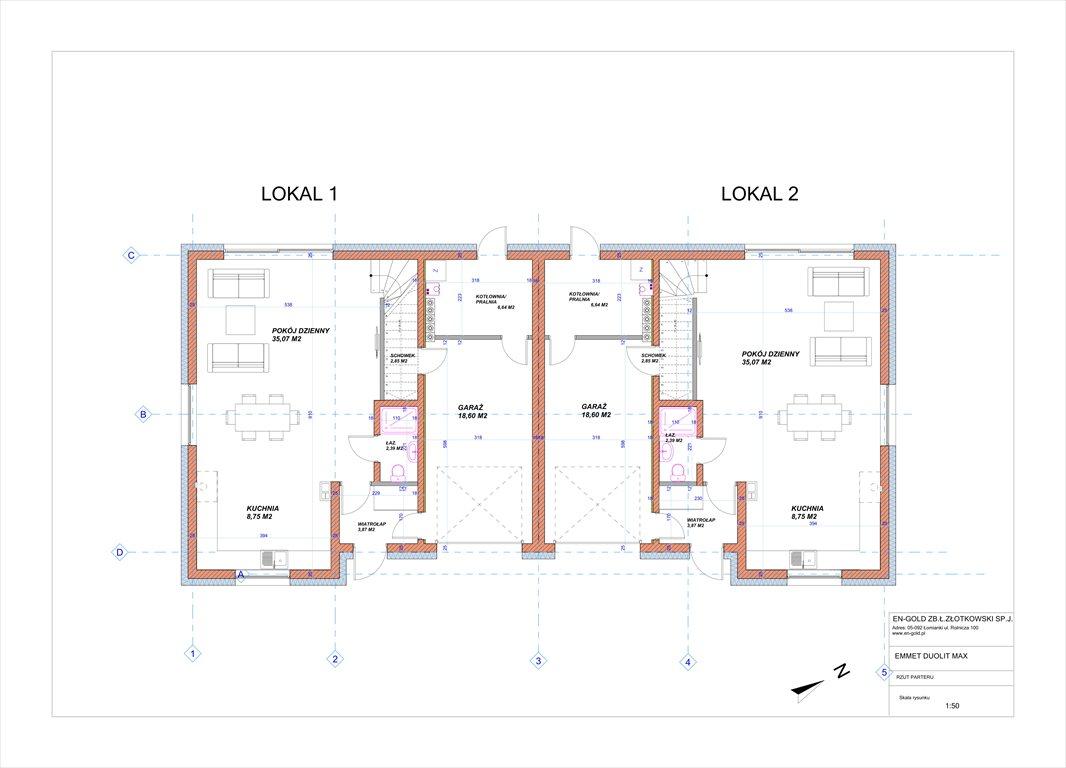 Dom na sprzedaż Łomianki, Wspólna 41  162m2 Foto 6