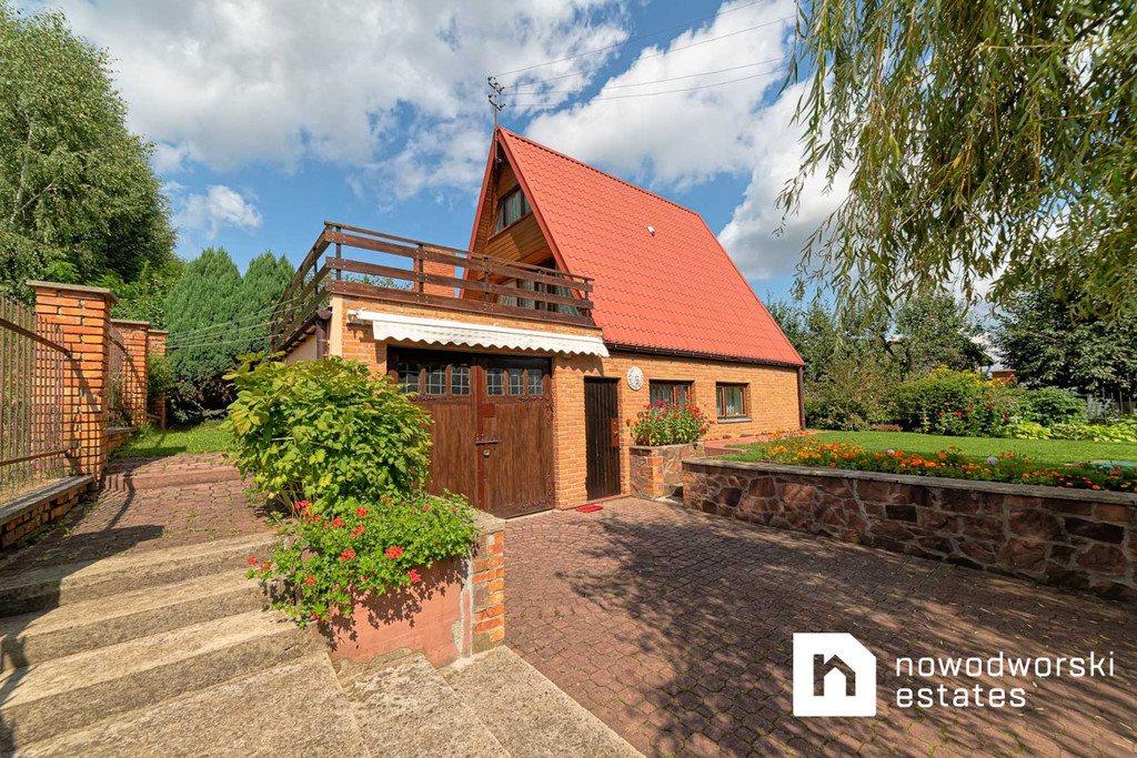Dom na sprzedaż Jastrząb, Kościuszki  118m2 Foto 1