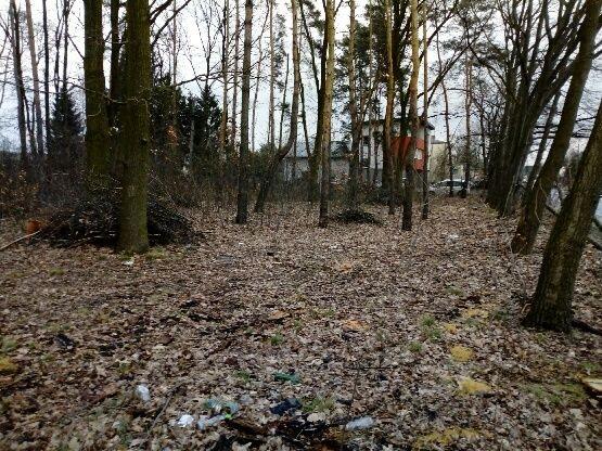 Działka leśna z prawem budowy na sprzedaż Warszawa, Wawer, Zwoleńska  4040m2 Foto 3