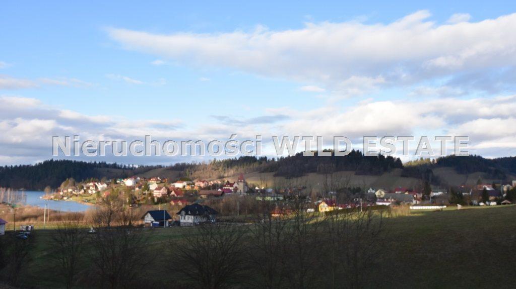 Działka rolna na sprzedaż Solina, Zawóz  6012m2 Foto 2