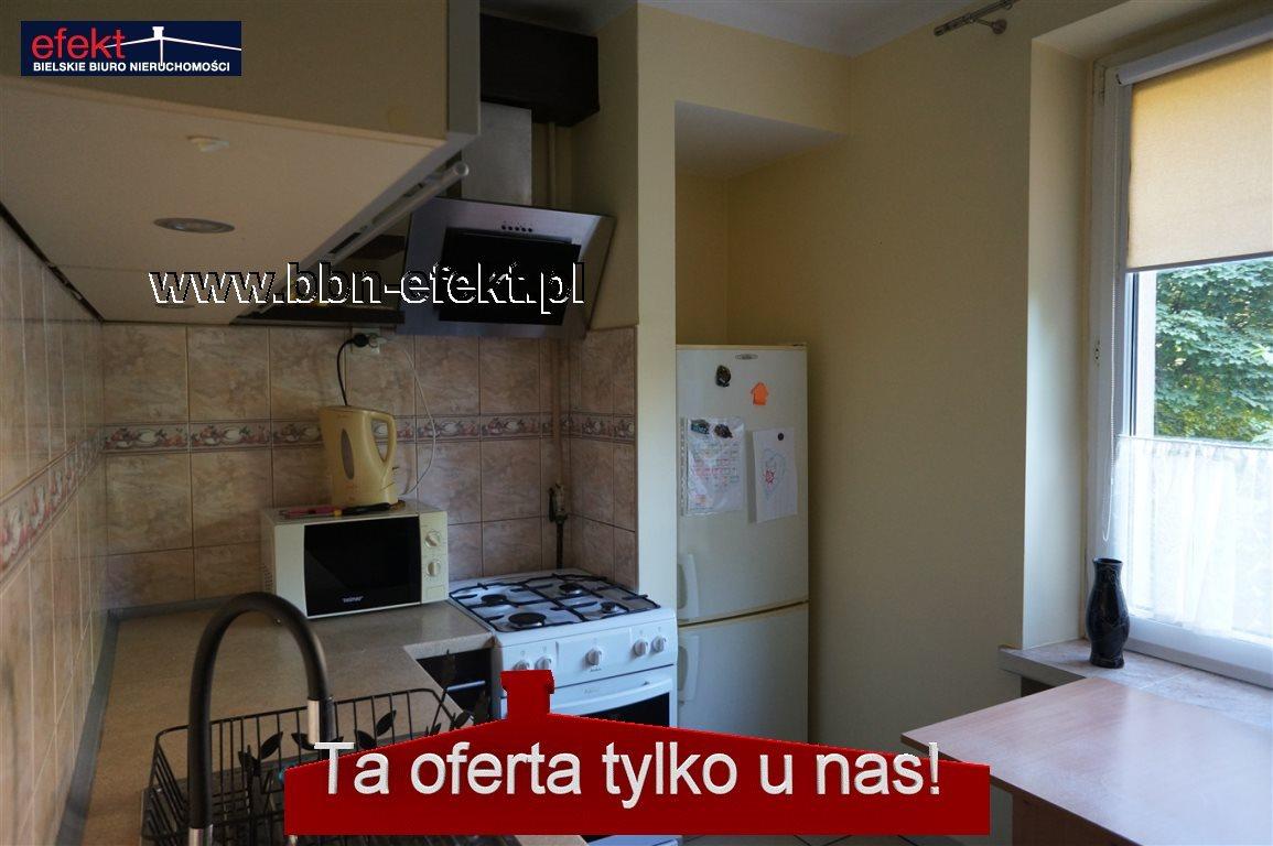 Mieszkanie trzypokojowe na sprzedaż Bielsko-Biała, Złote Łany  69m2 Foto 9