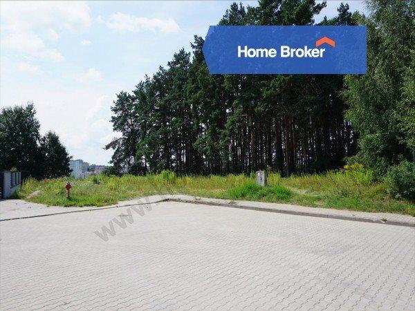 Działka budowlana na sprzedaż Olsztyn, Brzeziny  1231m2 Foto 1