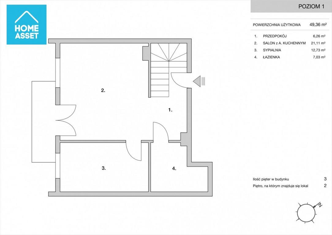 Mieszkanie na sprzedaż Rumia, Dębogórska  150m2 Foto 6