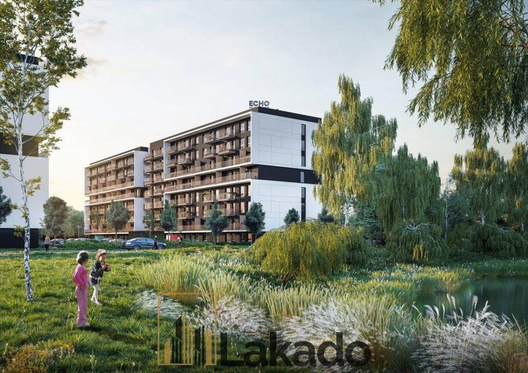 Mieszkanie dwupokojowe na sprzedaż Kraków, Podgórze, Puszkarska  44m2 Foto 2