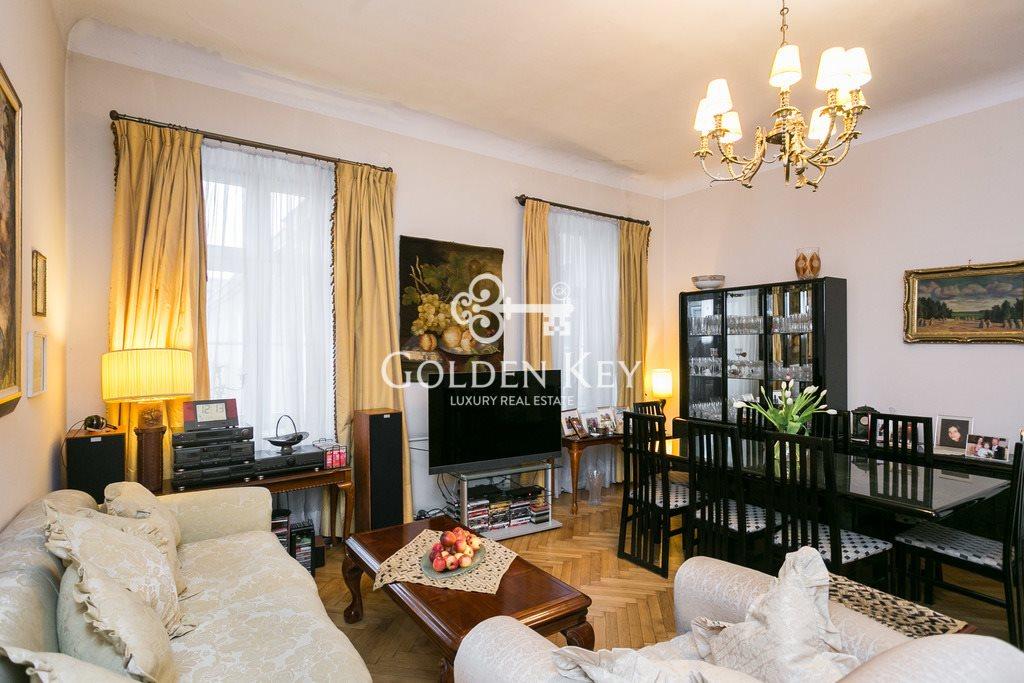 Mieszkanie na sprzedaż Warszawa, Praga-Północ, Targowa  140m2 Foto 3