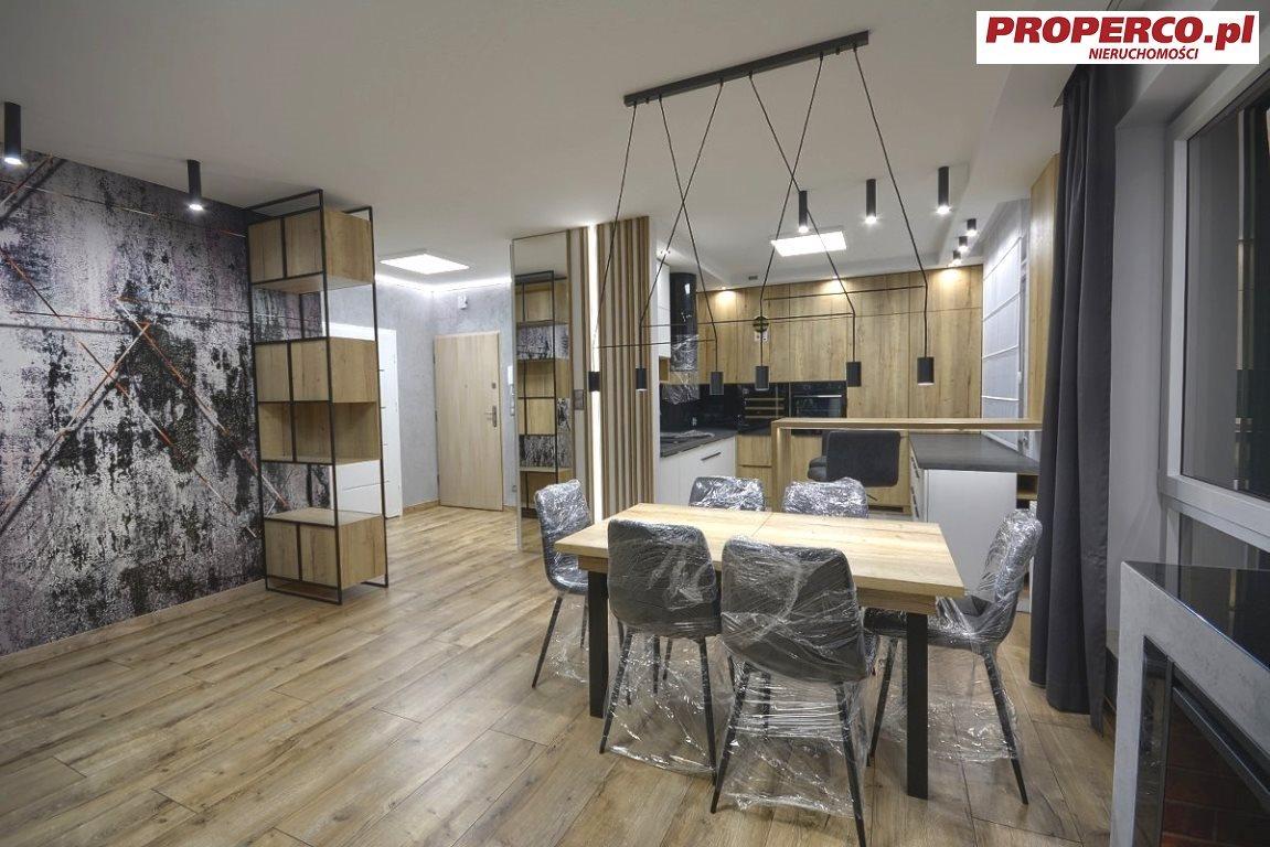 Mieszkanie dwupokojowe na wynajem Kielce, Czarnów, Lecha  50m2 Foto 3
