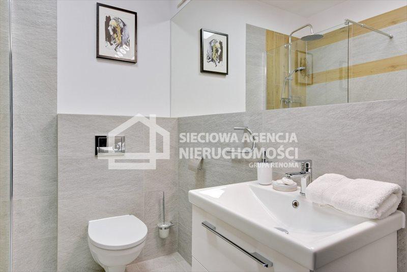Mieszkanie trzypokojowe na wynajem Gdańsk, Śródmieście, św. Barbary  56m2 Foto 12