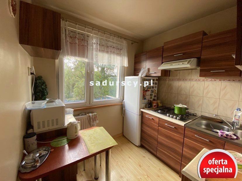 Mieszkanie trzypokojowe na sprzedaż Kraków, Bieńczyce, Bieńczyce, Wysokie  56m2 Foto 3