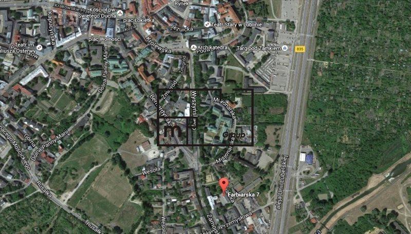 Lokal użytkowy na sprzedaż Lublin, Farbiarska  1350m2 Foto 9