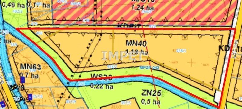 Działka inna na sprzedaż Łagów  15447m2 Foto 7