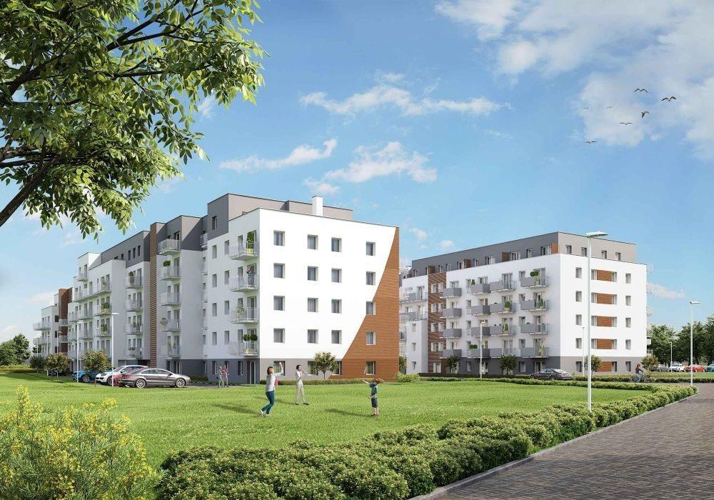 Mieszkanie trzypokojowe na sprzedaż Poznań, Malta, abpa Walentego Dymka  52m2 Foto 6