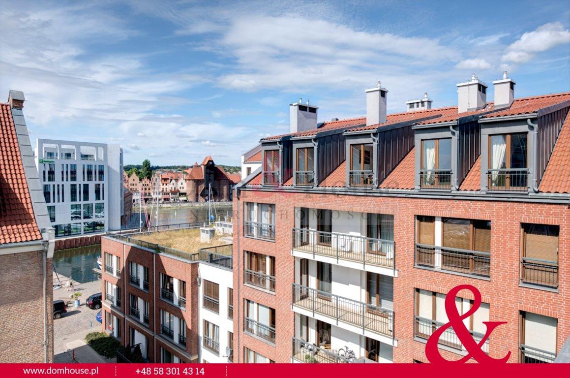 Mieszkanie trzypokojowe na sprzedaż Gdańsk, Śródmieście, Szafarnia  84m2 Foto 5