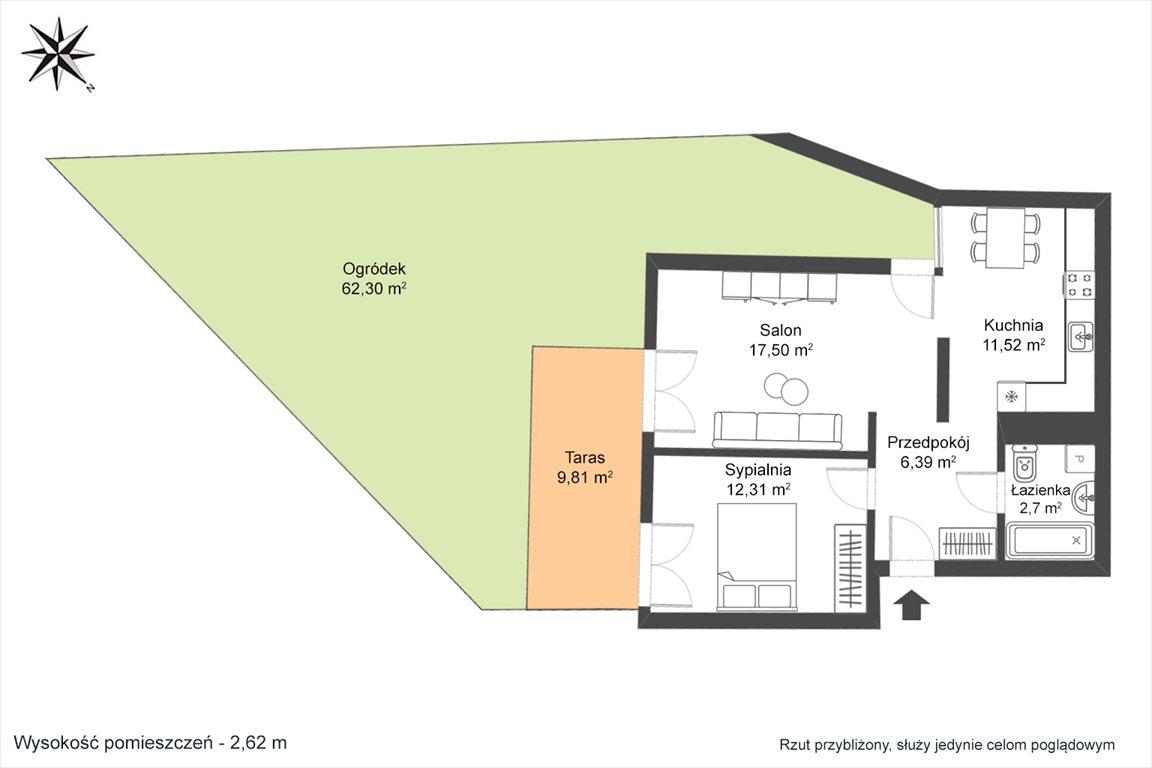 Mieszkanie dwupokojowe na sprzedaż Warszawa, Bemowo, Chrzanów, Kopalniana 22D  52m2 Foto 2