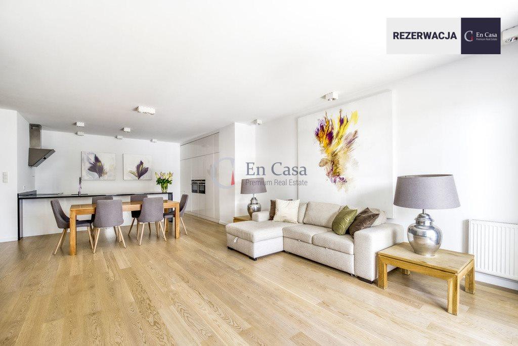 Mieszkanie czteropokojowe  na sprzedaż Warszawa, Wilanów, Sarmacka  144m2 Foto 1