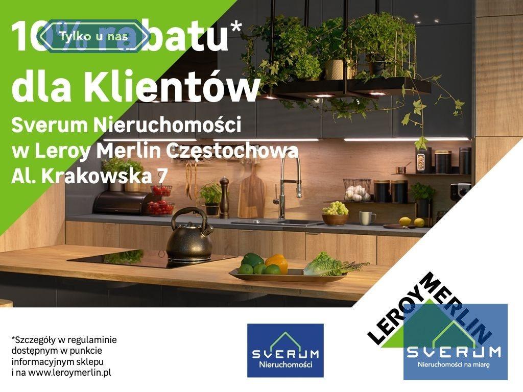 Działka leśna na sprzedaż Ważne Młyny, Częstochowska  1578m2 Foto 4