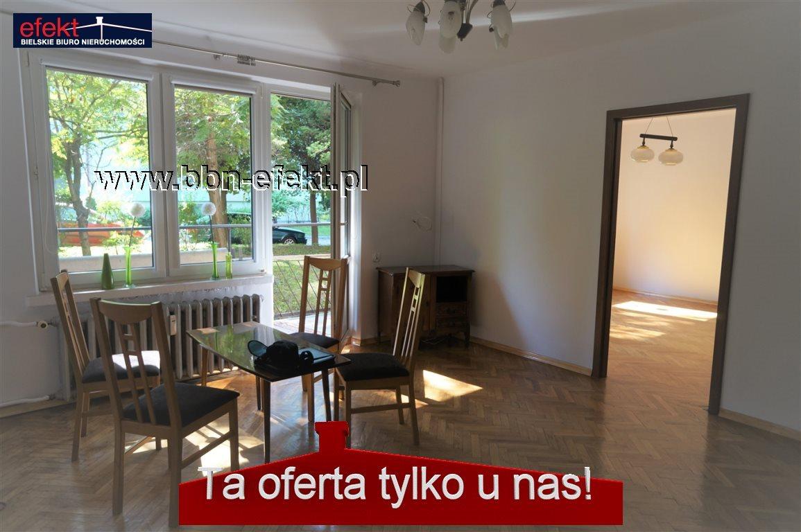 Mieszkanie trzypokojowe na sprzedaż Bielsko-Biała, Złote Łany  69m2 Foto 1