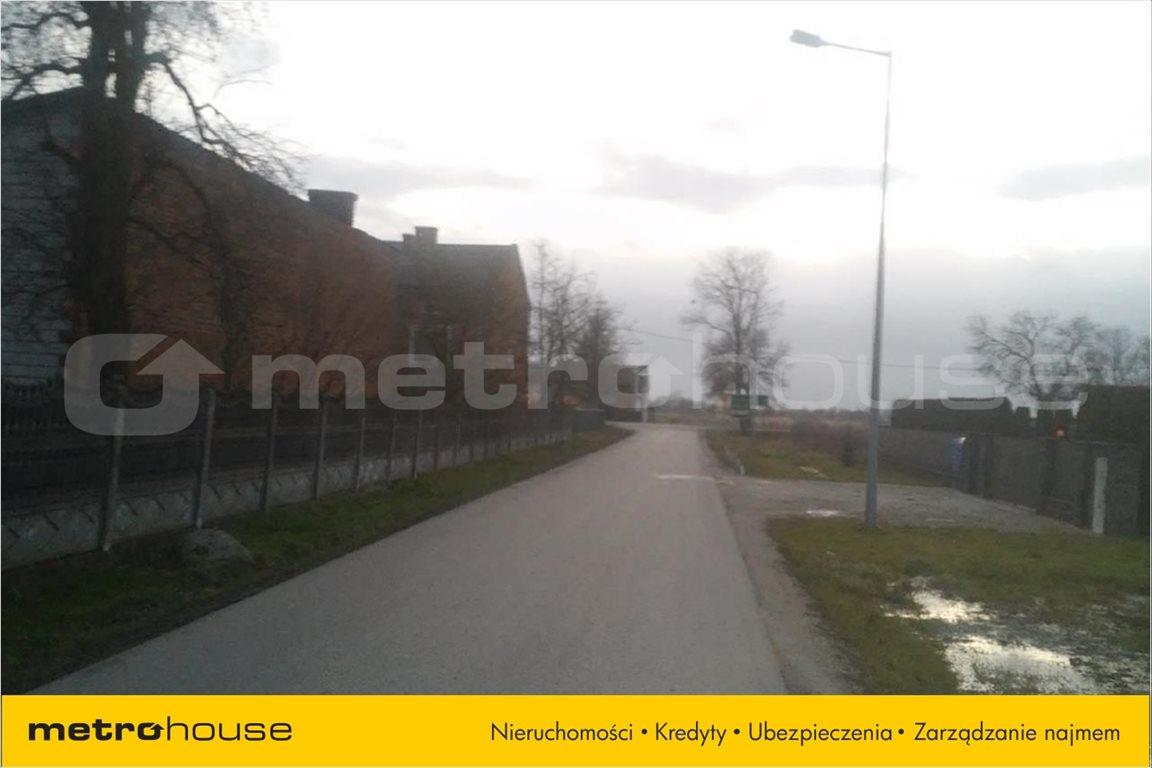 Działka budowlana na sprzedaż Sierakowice Prawe, Skierniewice  1362m2 Foto 5