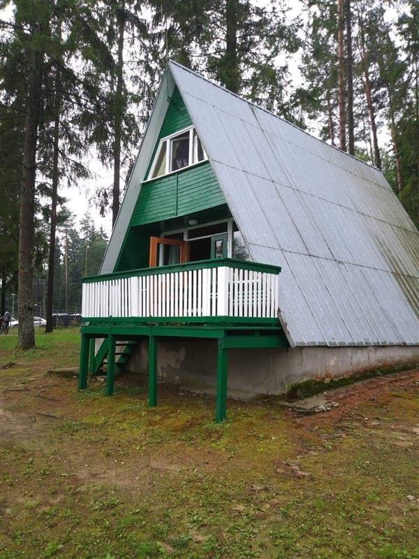 Dom na sprzedaż Gołdap, Wczasowa  48m2 Foto 1