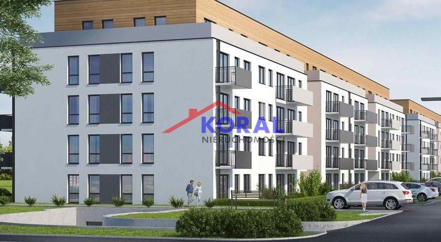 Mieszkanie dwupokojowe na sprzedaż Wrocław, Krzyki, Wojszyce, Klasztorna  47m2 Foto 1
