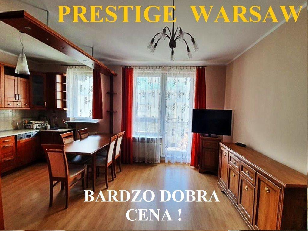 Mieszkanie trzypokojowe na wynajem Warszawa, Mokotów, Rajska  75m2 Foto 1