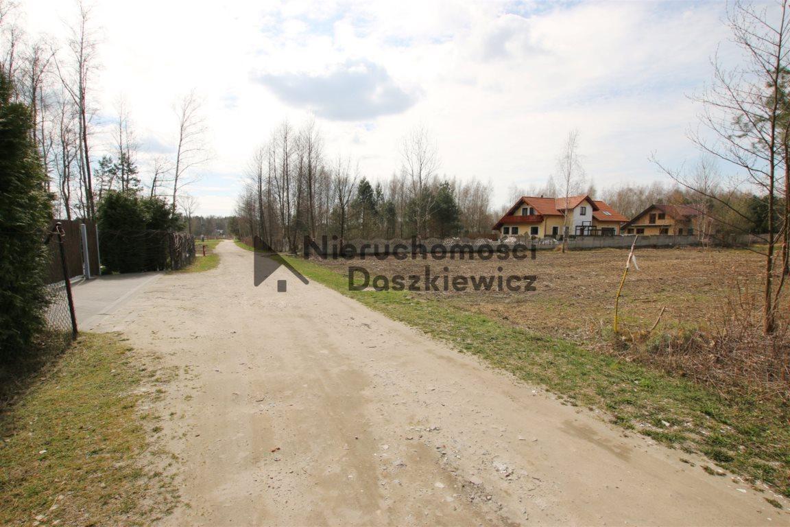 Działka budowlana na sprzedaż Rzakta, Borkowa  1500m2 Foto 5