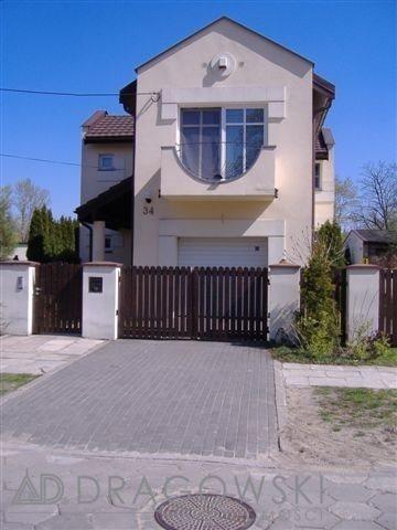 Dom na wynajem Warszawa, Wilanów  300m2 Foto 2