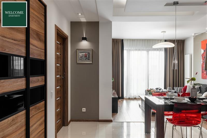 Mieszkanie dwupokojowe na sprzedaż Gdańsk, Śródmieście, WaterLane, SZAFARNIA  54m2 Foto 2