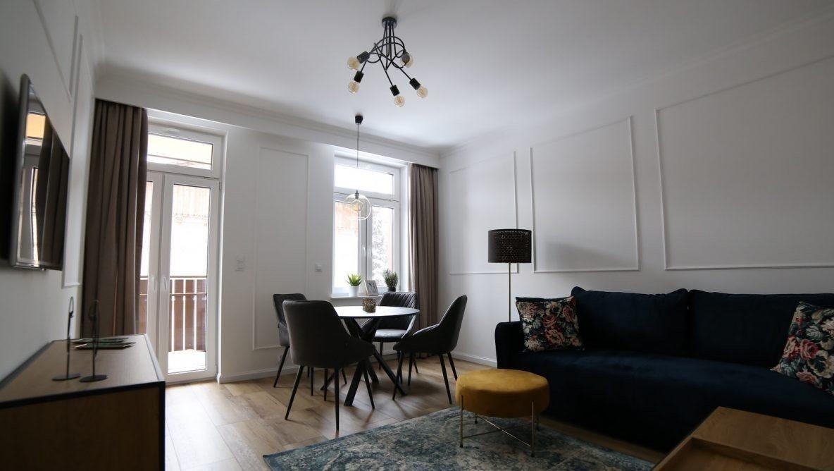 Mieszkanie dwupokojowe na wynajem Toruń, Bydgoskie Przedmieście, Bydgoska  51m2 Foto 1