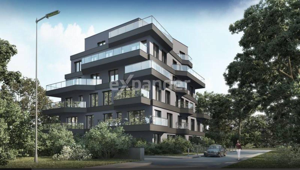 Mieszkanie trzypokojowe na sprzedaż Poznań, Sołacz, Michała Drzymały  65m2 Foto 2