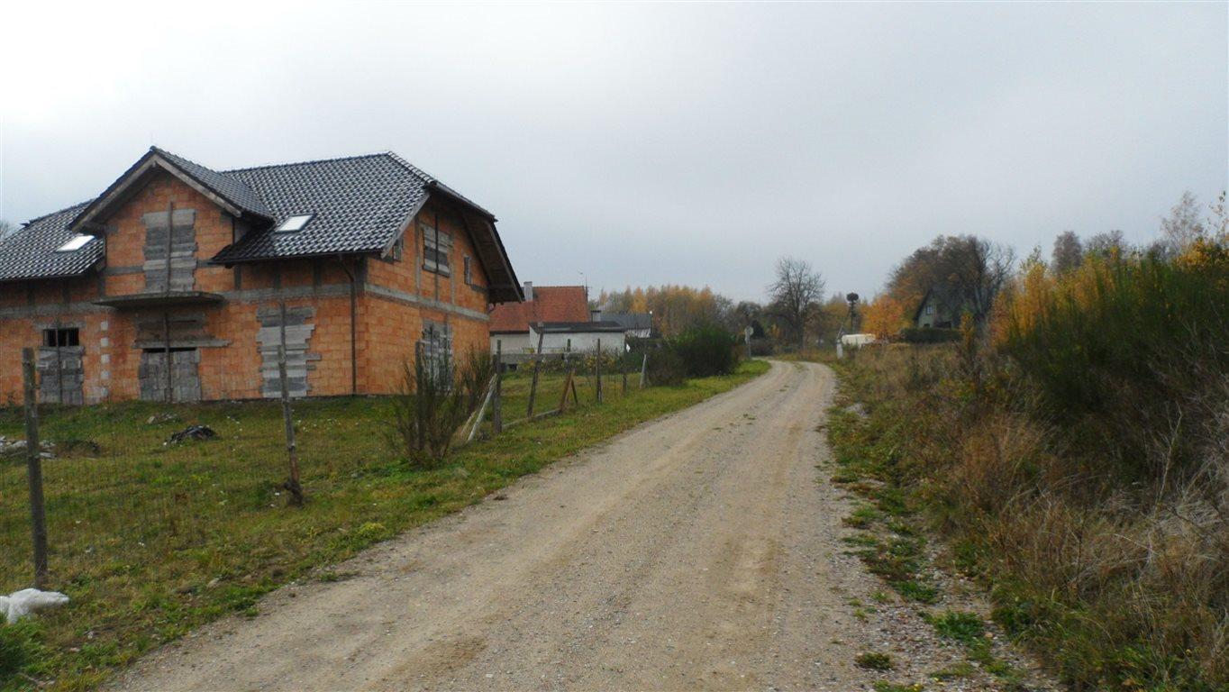 Działka budowlana na sprzedaż Nowy Dwór Wejherowski, Parkowa  2771m2 Foto 1