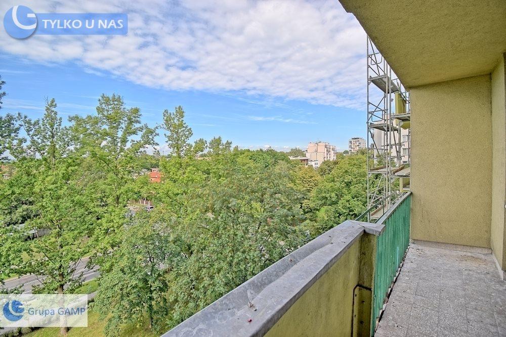 Mieszkanie trzypokojowe na wynajem Kraków, Krowodrza, Juliusza Lea  49m2 Foto 12