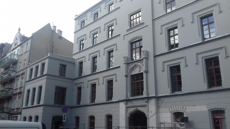 Mieszkanie dwupokojowe na sprzedaż Wrocław, Stare Miasto  43m2 Foto 2