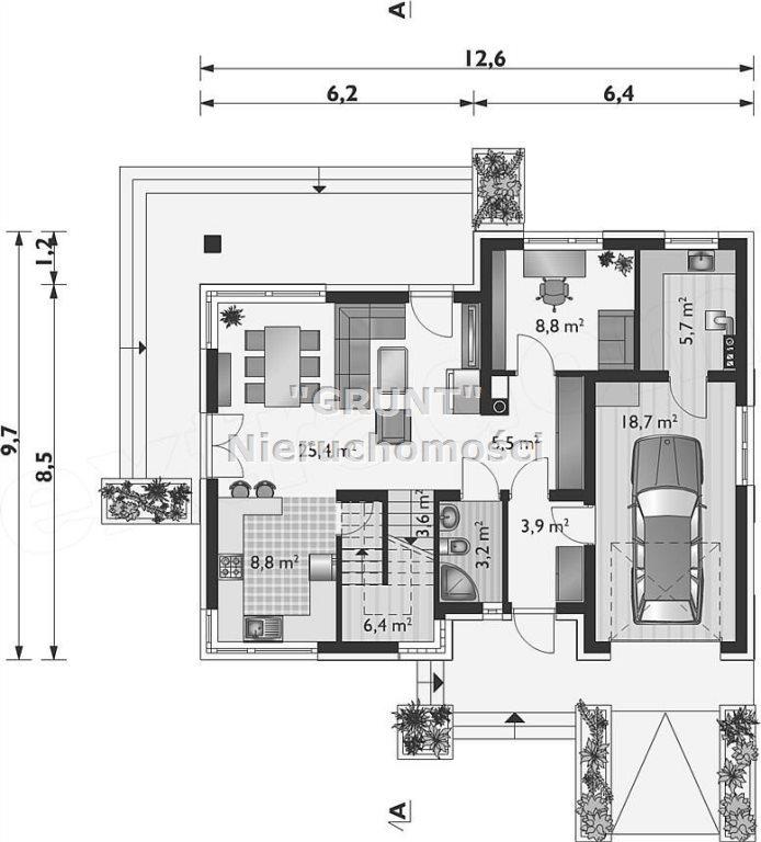 Dom na sprzedaż Pokrzywnica  185m2 Foto 11