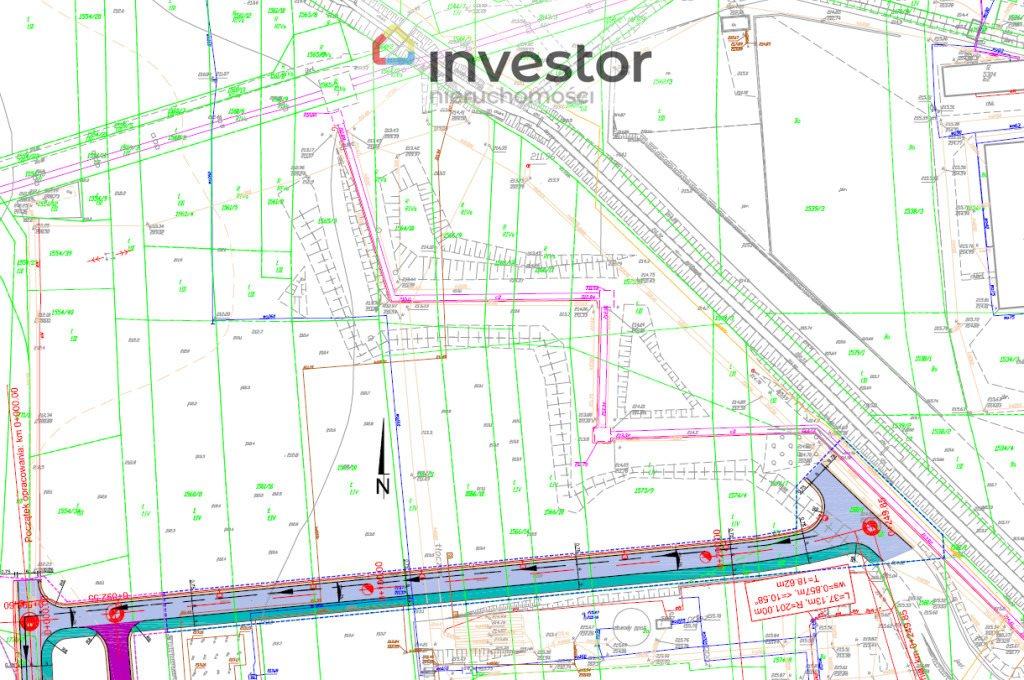 Działka inwestycyjna na sprzedaż Skawina  25254m2 Foto 5